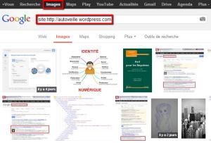 Indexation par Google Images