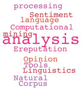 opinion-mining-ereputation