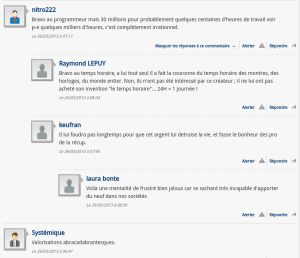 commentaires Figaro