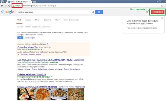 Google France en HTTPS | AUTOVEILLE