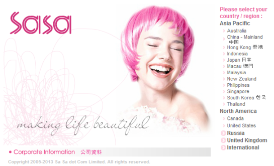 Sasa site web - AUTOVEILLE