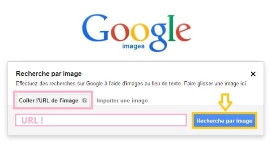 Coller une URL d'une image pour en trouver d'autres - AUTOVEILLE