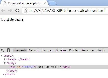 Outil SEO : JavaScript pour automatiser l'affichage de contenu - AUTOVEILLE