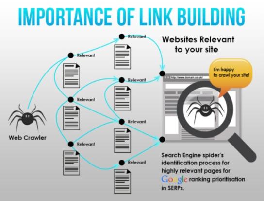 L'importance du Link Building en SEO - AUTOVEILLE