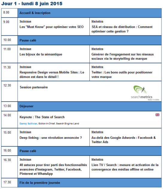 Programme SMX France 2015 - AUTOVEILLE