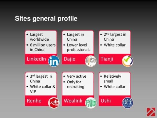 Réseaux sociaux professionnels populaires en Chine - AUTOVEILLE SMO