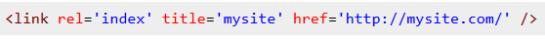 """rel=""""index"""" contre le duplicate content sur Baidu - SEO - AUTOVEILLE"""