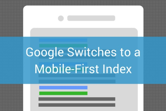 Google Mobile-First Index lancement en 2018