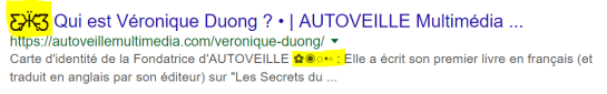 emoji-snippets-autoveille