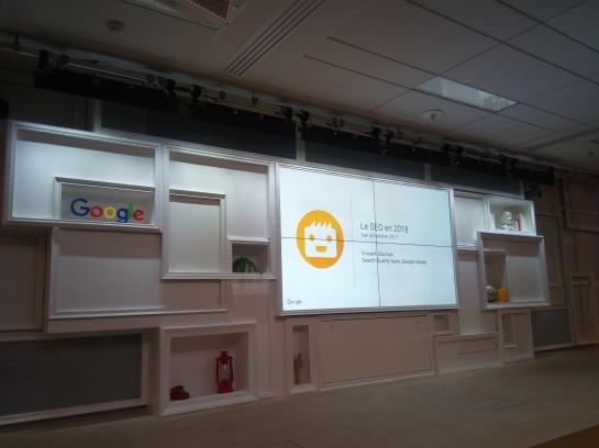 SEO en 2018 chez Google avec Vincent Courson - AUTOVEILLE