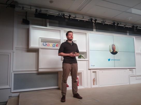"""Vincent Courson, Googler """"SEO en 2018"""" - AUTOVEILLE"""