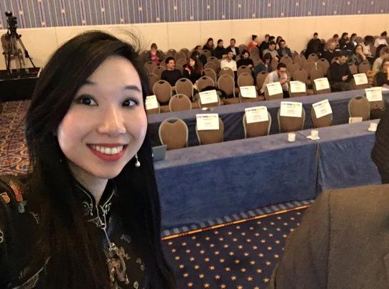 Véronique Duong (SEO Baidu) et Google, Bing, Yandex sur scène à Search Y